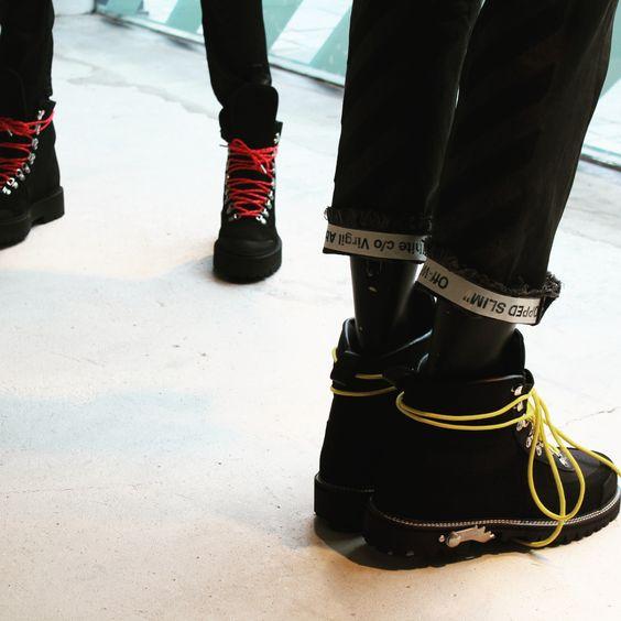 Le Labelcréépar le designer americain Virgil ABLOH en 2014,Milan based, s'implante solidement dans le mouvement streetwear actuel. A Bruxelles, c'est chez SMETS que ça se passe. GO. …