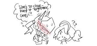 Image result for overwatch genji and hanzo fanart comic