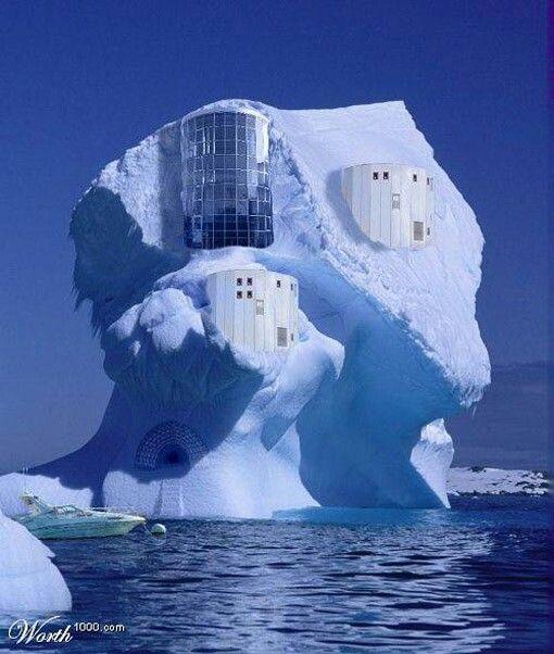 Strange home...: