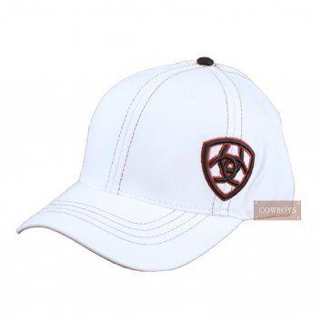 Boné Importado Ariat (branco)