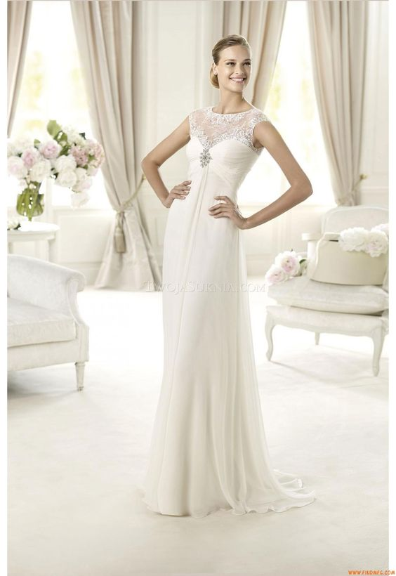 Vestidos de noiva Pronovias Ucrania 2013