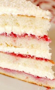 lemon preserve lemon buttercream cakes summer cakes cake recipes berry ...