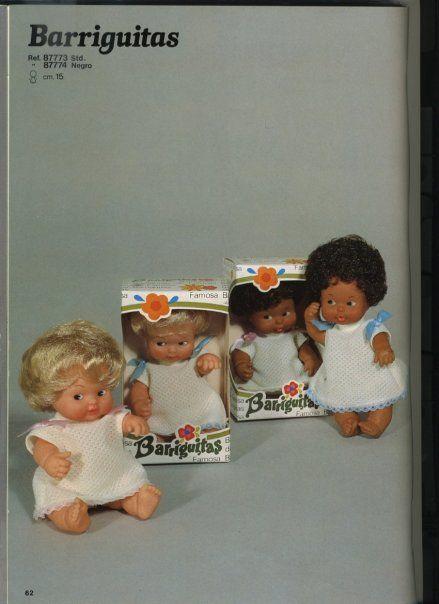 Mis Muñecas: Barriguitas