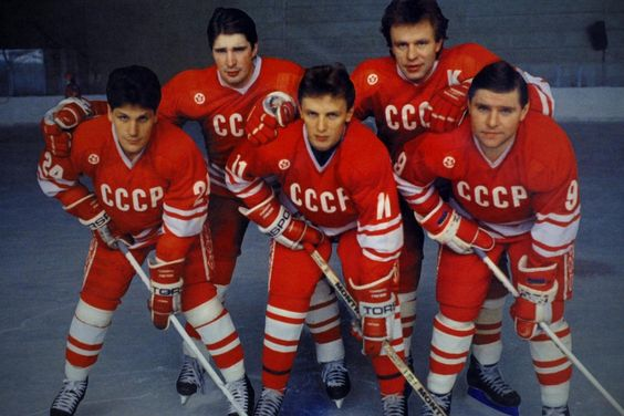 Red Army hockey doc a Cold War thriller