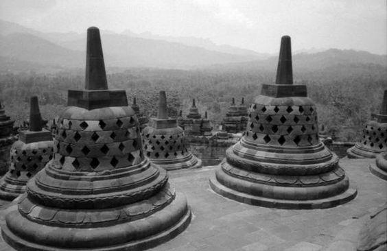 Borobudur, Java cool