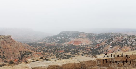 Astounding Photography Palo Duro Canyon  Amarillo, Texas January 2015