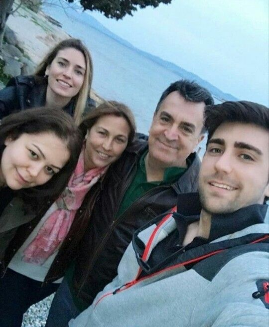 caglar ertugrul and the ertugrul family