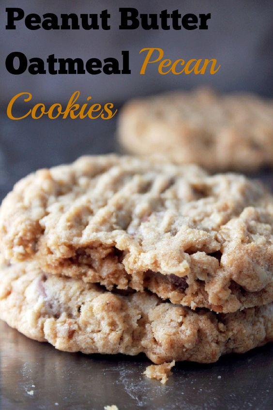 Peanut butter oatmeal, Stick butter and Peanut butter on Pinterest
