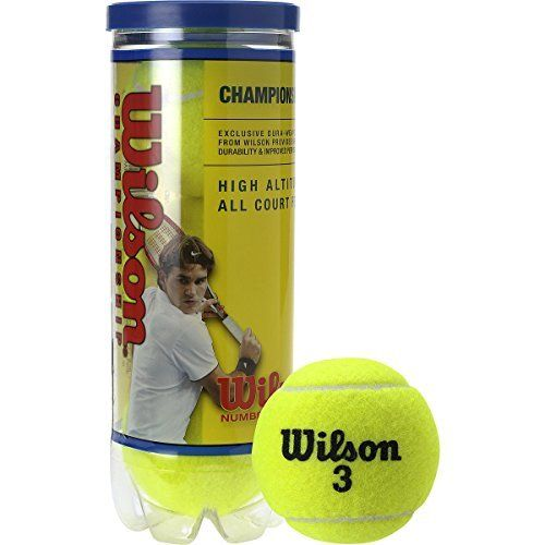 Product Description Stock Up With These Wilson Championship Common Duty Prime Altitude Tennis Balls They Are Perfect Fo Tennis Ball Tennis Equipment Tennis