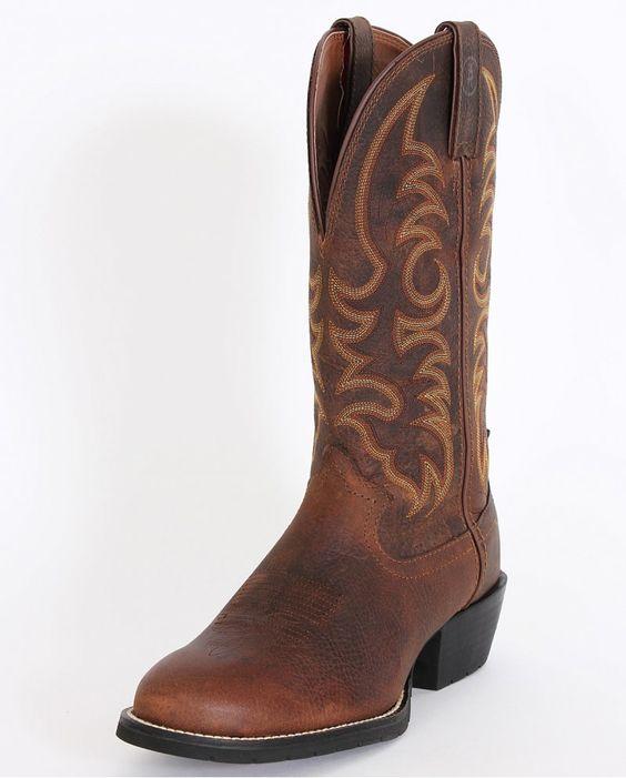 """Tony Lama® Men's 3R Farm And Ranch 13"""" Boots"""