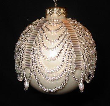 beaded ornament covers   eBay - Electronics, Cars, Fashion