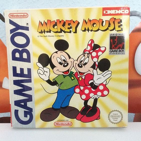 Another great Mickey Mouse game of my collection. Played this one for days! in a…
