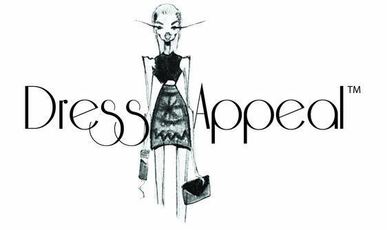 Fashion Logo for Online Dress store