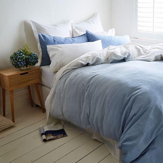 Blue Ombre Quilt Cover Set Target Australia Quilt Cover Sets Quilt Cover Blue Bedding