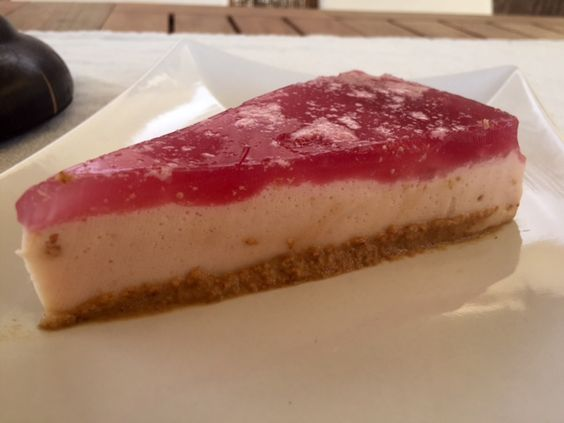 Cheese cake fit - Silvia Propone