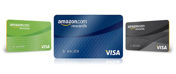 chase credit card through amazon