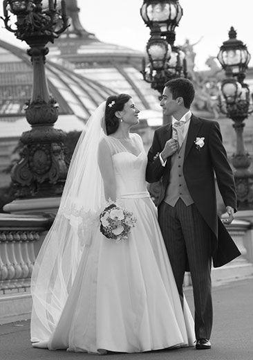 """THEY SAID """"I DO"""" : MARIE Z - CHRISTOPHE-ALEXANDRE DOCQUIN ROBES DE MARIEE CREATEUR SUR MESURE A PARIS"""