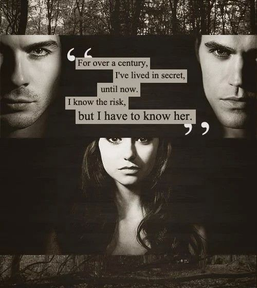 elena gilbert, the vampire diaries, and stefan salvatore image