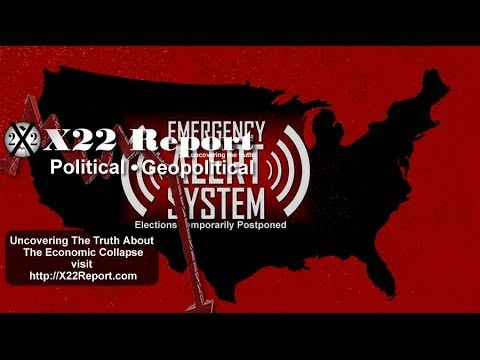 Is The US Gov Preparing To Declare A National Emergency To Postpone The ...