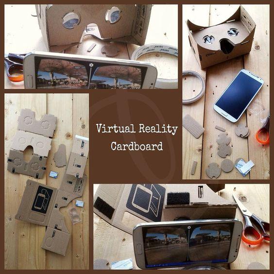 An awesome Virtual Reality pic! Kacamata Kardus Menjajal mainan baru wlw sebenernya udh lama kemunculannya. Ada lah kira2 belasan th lalu atau puluhan th lalu. Bisa piknik juga ternyata lewat sini.  Nonton bioskop maen game .. etc..etc.. Ah.. sakit mata tapinya ndeso I want real vacation!!! #cardboard #virtualreality #kacamatakardus #kurangpiknik #kurangpiknikjadipanik #kurangpiknikbikinpanik by sweetea.craft check us out: http://bit.ly/1KyLetq