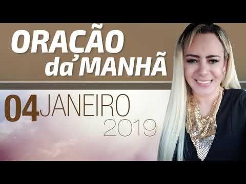 Oracao Da Manha Sexta Feira 04 De Janeiro De 2019 Bispa