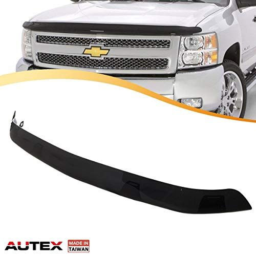 Autex Bug Deflector Hood Shield Replacement For Chevrolet Silverado 1500 2007 2013 Compatible With Chevrolet Silverado 2500 3500 2007 2008 2009 Hood Protector D In 2020 With Images Chevrolet Silverado 2500 Chevrolet Silverado Chevrolet Silverado