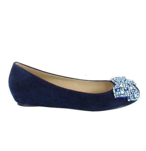 Zapato plano de verano de Menbur (ref. 5898) Summer shoes flat by Menbur (ref. 5898)