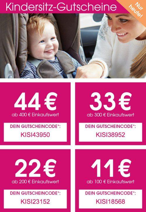 Babymarkt De Bis Zu 44 Rabatt Auf Kindersitze Z B Thule