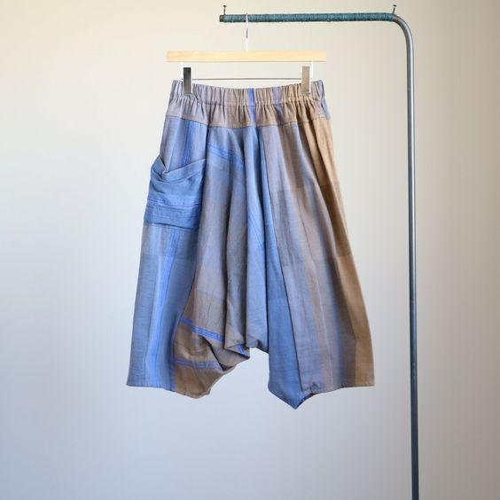 only one tarun pants SHORT cotton100