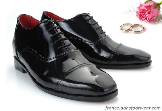 chaussure rehaussante de mariage pour homme mohamedkid. Black Bedroom Furniture Sets. Home Design Ideas