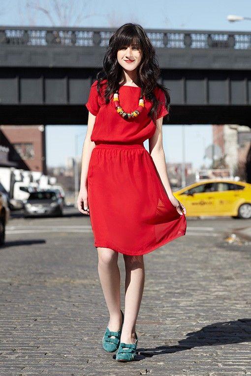 Headliner Dress: