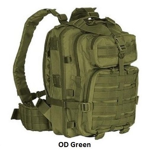 NIJ IIIA Bulletproof Jump Pack Backpack (aka Assault Molle-pack)