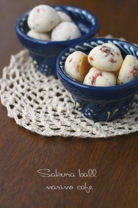 「桜の香りのほろほろクッキー」marimo | お菓子・パンのレシピや作り方【corecle*コレクル】