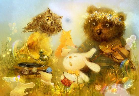 Art by Polina Yakovleva | InspireFirst