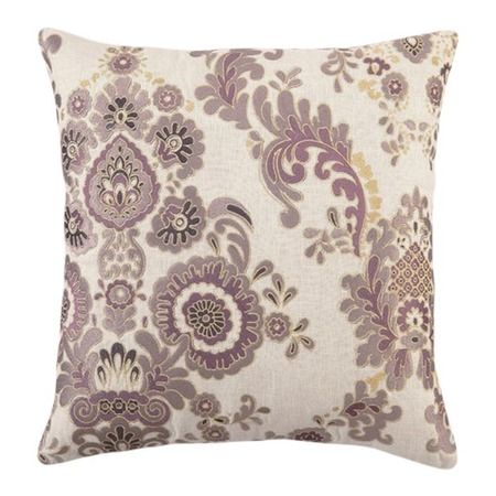 I pinned this Marseilles Pillow in Purple from the Lightweight Linen event at Joss and Main!