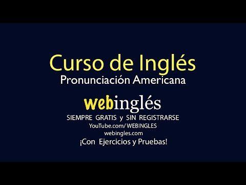 Webingles Curso de Inglés Gratis | Ingles, Curso de inglés
