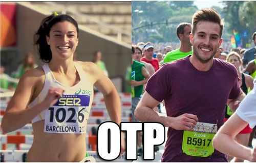 Ridiculously Photogenic OTP!
