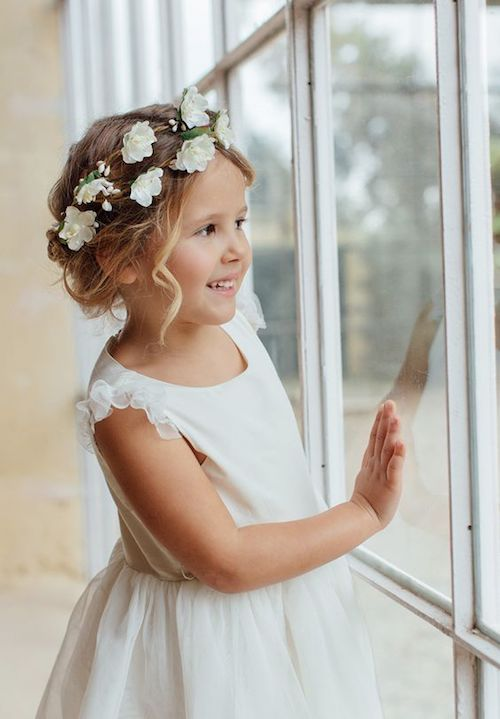 Coiffure Mariage Petite Fille Coiffure Fillette Mariage Coiffure Mariage Enfant Coiffure Petite Fille Mariage