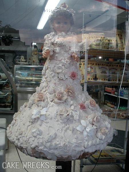 Cake Wrecks - Home - 9 Of The World's DirtiestCakes
