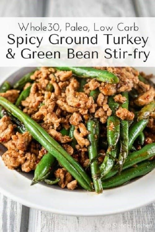 15 Whole30 Ground Turkey Recipes: Compliant Poultry Plates!