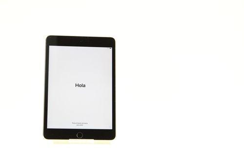 Apple Ipad Mini 4 128gb Wi Fi 7 9in Space Gray Used Apple Ipad Mini Ipad Mini Ipad
