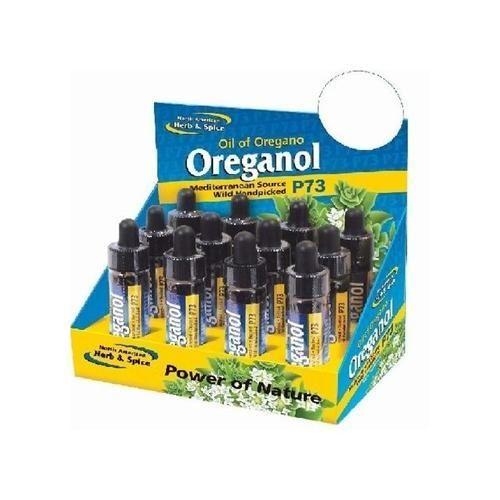 North American Herb And Spice Display Travel Oreganol Case Of 12 25 Oz Oregano Oil Oregano Oil Benefits Herbs