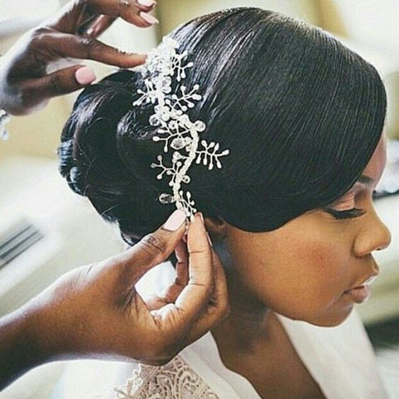 Bridal Hairstyle Tips For Your Wedding Day: Pinterest • The World's Catalog Of Ideas