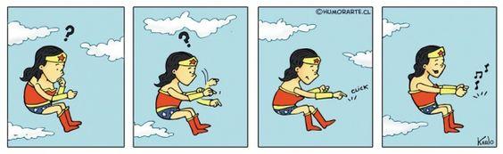 HumorArte - Avión invisible