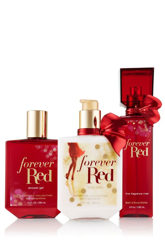 forever red ultimate fragrance experience signature