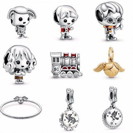 24+ Pandora jewelry harry potter collection viral
