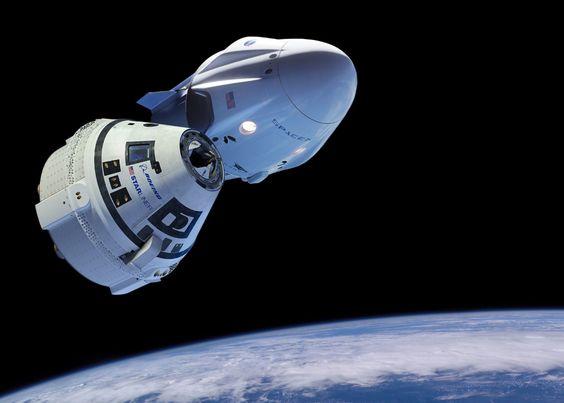 Скоріш до черги на космічну маршрутку