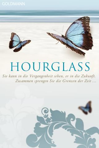 Hourglass: Sie kann in die Vergangenheit sehen, er in die Zukunft. Zusammen sprengen sie die Grenzen der Zeit...