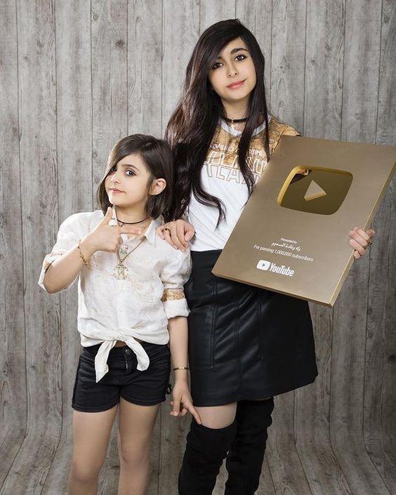 حصول وله وغادة السحيم على درع اليوتيوب1m Kids Dress Women S Blazer Women