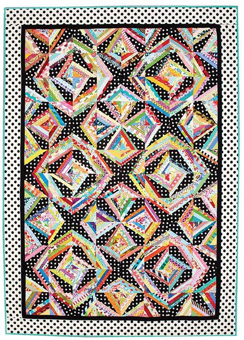 String Me Along pattern from Fons&Porter
